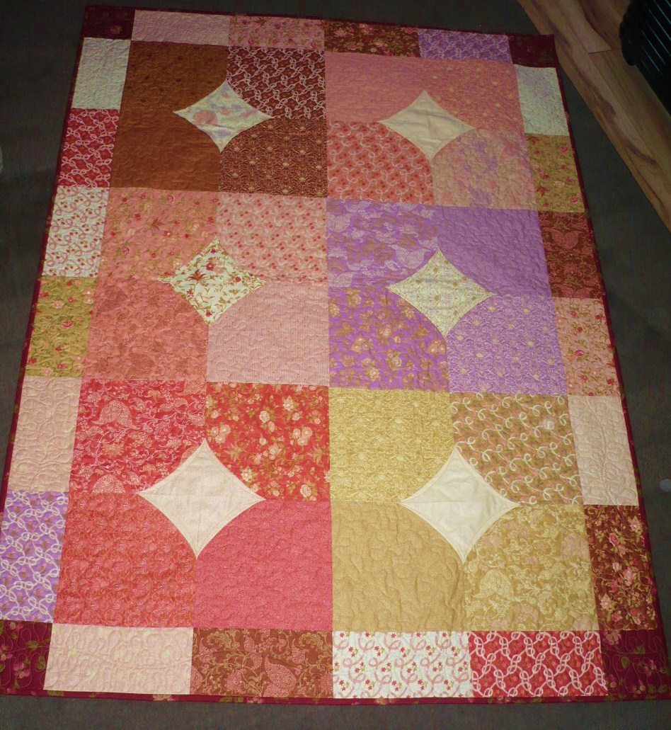 Layer Cake Quilt Definition : chisel braid quilts Lucie The Happy Quilter s Blog