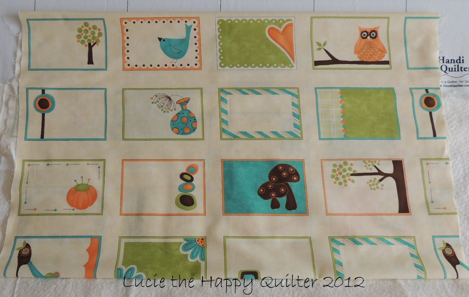 Quilt Labels by Sandy Gervais | Lucie The Happy Quilter's Blog : quilt labels samples - Adamdwight.com