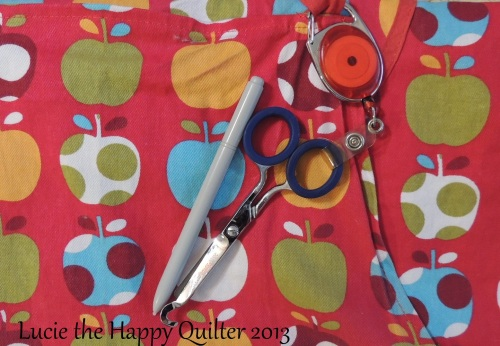 Longarm Quilters Tools