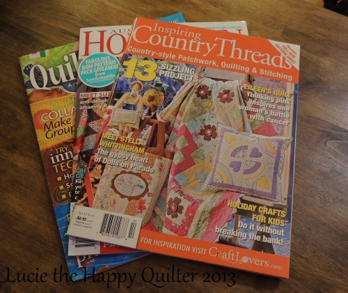 Magazine Subs