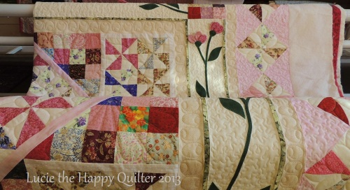 Caroles Scrappy Quilt 3