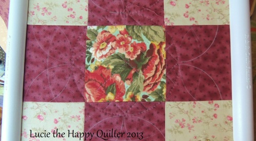 Hand Quilting Trip Around the World