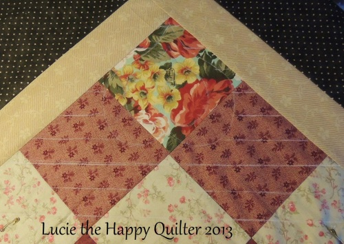 Marked Quilt