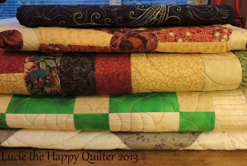 Quilts to be Labelled