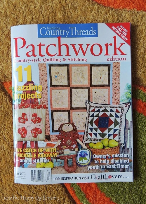 Inspiring Country Threads latest issue