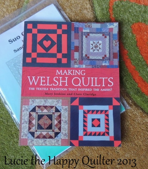 Making Welsh Quilts