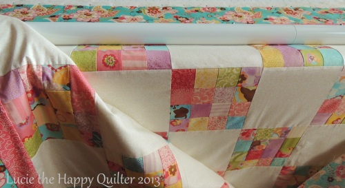 Tomorrows quilting