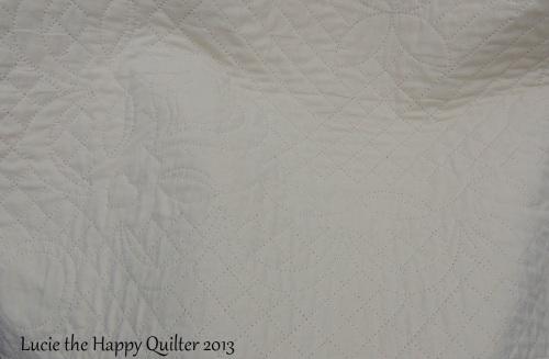 Hand quilt 1