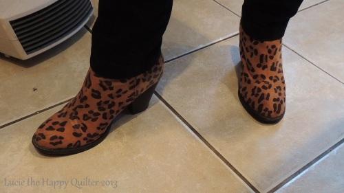 Pretty Spotty Boots