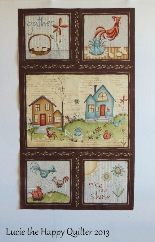 Home to Roost Panel