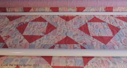 Kates Wedding Quilt 2