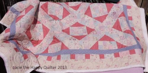 kates Wedding Quilt 4