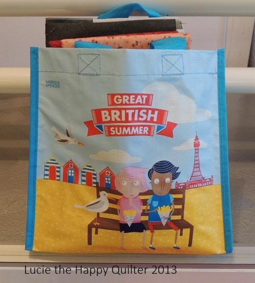 British Summer Bag