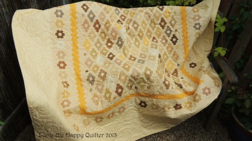 Eleanor's Quilt Finished 2