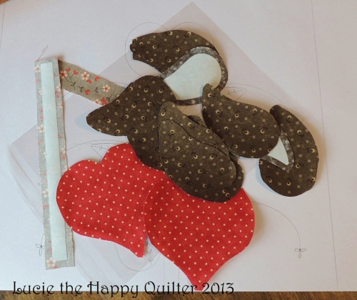 Whimsical Applique play