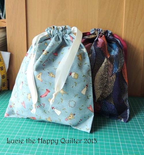 Courage Bags