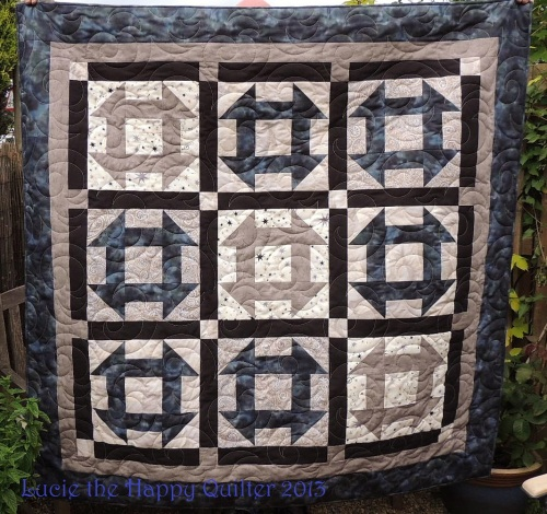 Double Monkey Wrench Quilt bb