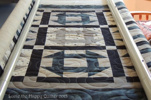 Double Monkey Wrench Quilter 2