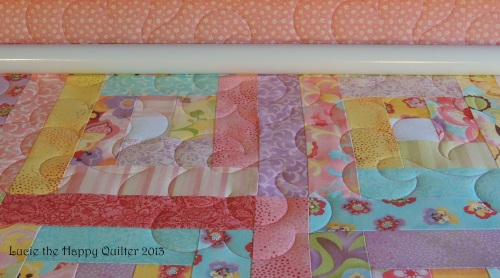 Mary's Girly Quilt 2
