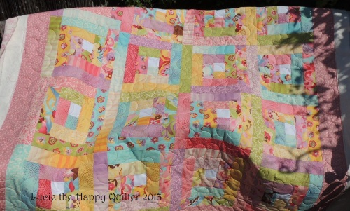 Mary's Girly Quilt 3