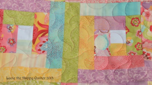 Mary's Girly Quilt 4