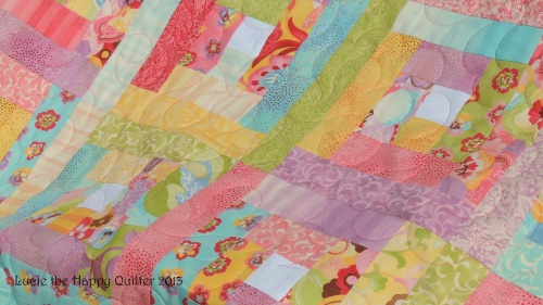 Mary's Girly Quilt 5