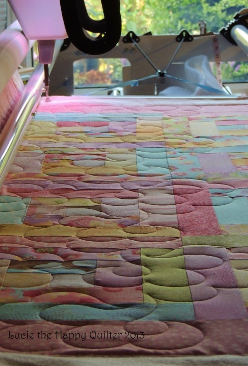 Mary's Girly Quilt