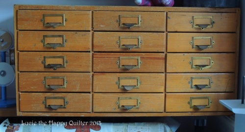 New Old Drawers