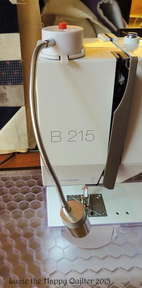 Sewing machine light 2