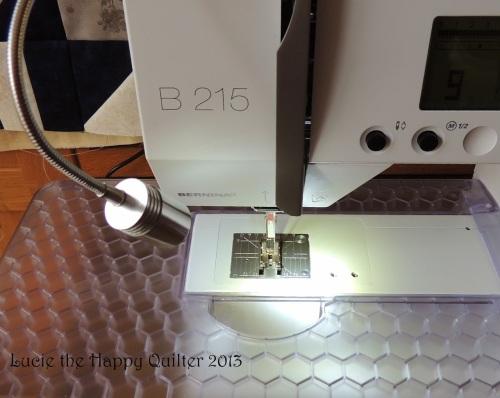 Sewing machine light 3