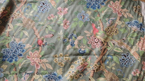Valanc - Pelmet Fabric