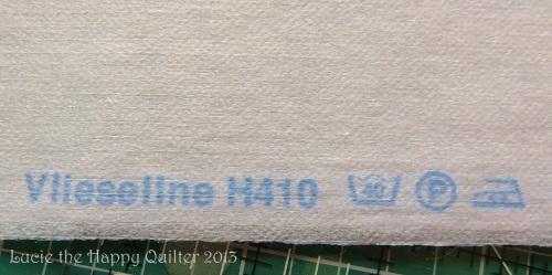Vilene H410 bb