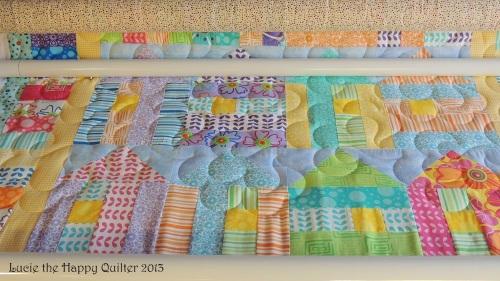 Ann's Funky Girly Quilt 2