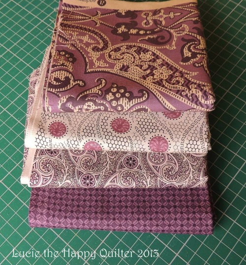 Downtown Abbey fabrics