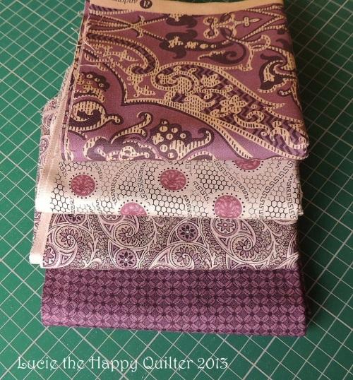 Downtown Abbey fabrics