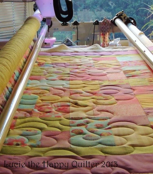 Di s girly quilt