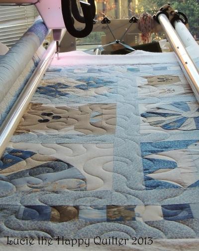Julia's quilt 2