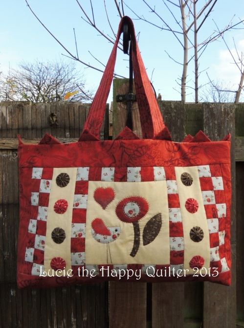 Knitting Bag 1