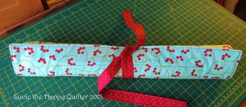 Knitting Needle Roll