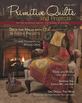 Primitive Quilts Winter 2013