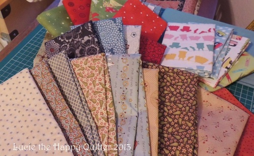 Unearthed fabrics