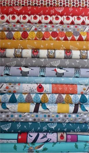 Charley Harper by Birch Fabrics