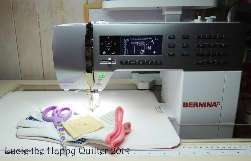 Tools for Freemotion Quilting