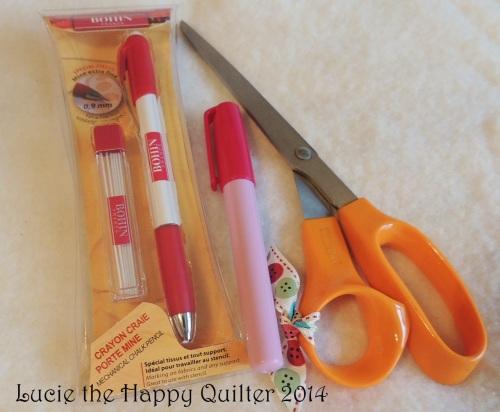 A few tools