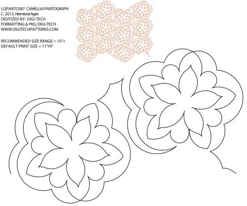 LQPANTO287 Camellia