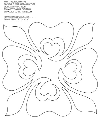 FRP017 Floralish C4V2