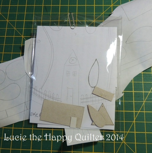 Templates for new drawing