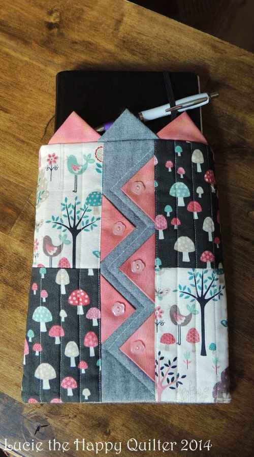 Lucie's Tablet Cover and Pouch