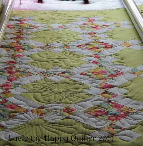 Mollys quilt 1