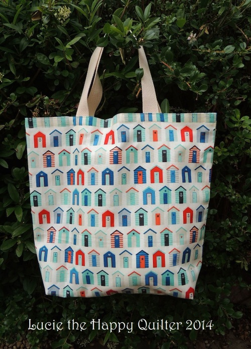 New Beach Hut Bag